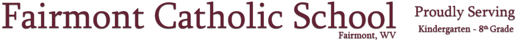 Fairmont Catholic School Logo